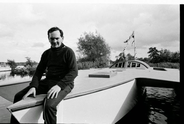 Donald Crowhurst on The Teignmouth Electron